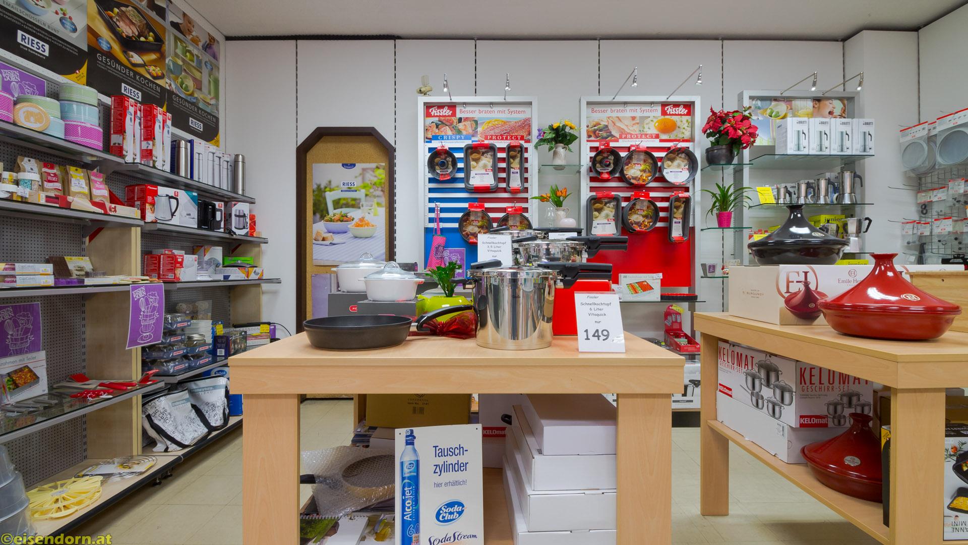 Küche @ eisendorn at